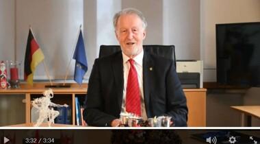 Weihnachtsbotschaft des Oberbürgermeisters Roland Klenk