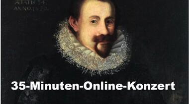 35-Minuten-Onlinekonzert aus der Stephanuskirche
