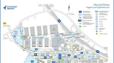 An geplante Parkhauserweiterung am Flughafen ist nicht mehr zu denken