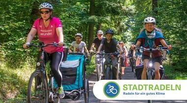 Einladung zur STADTRADELN-Tour am 10. Juli