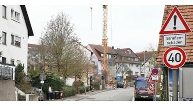 Sanierung der Stettener Hauptstraße verschoben auf 2022