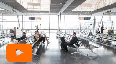 Flughafen Stuttgart: 2020 nur ein Viertel der Fluggäste