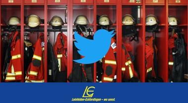 twitter-Timeline der Feuerwehr LE jetzt in städtische Homepage eingebettet