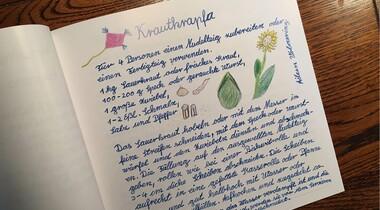 Krautkrapfa ©Mama-ich-will-Kraut Echterdinger Tracht