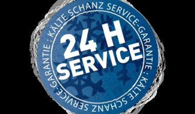 Kundenservice wird bei uns GROSS GESCHRIEBEN - 24-Stunden-Notdienst bei Kälte Schanz