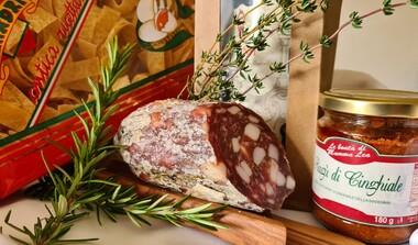 Geschenkbox Toskana Classic