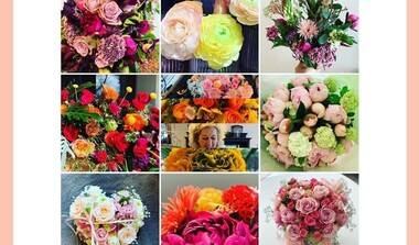 Blumen auf Bestellung, lokal in LE: Call & Collect