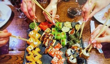 Sushi + vietnamesische Küche im Herzen Echterdingens