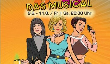 """Musical """"9 to 5"""""""