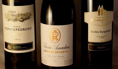 Weinprobe und SonderAktion bis 4.11.2010