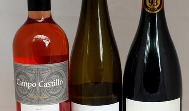 Weinprobe und AKTION bis 19.8.17