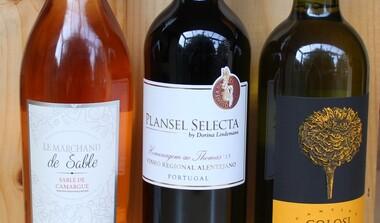 Weinprobe Portugal, Frankreich und Italien