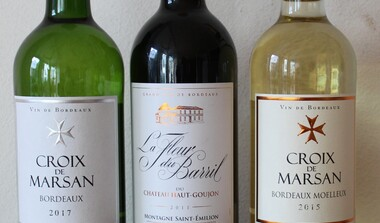 Einladung Weinprobe Bordeaux - Frankreich
