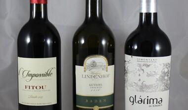 Einladung zur Weinprobe-Aktion Baden-Spanien-Frankreich