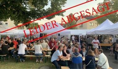 12. UNTERAICHER Sommerfest auf dem Dorfplatz