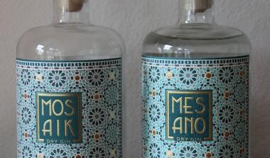 vom MOSAIK zum MESANO Gin