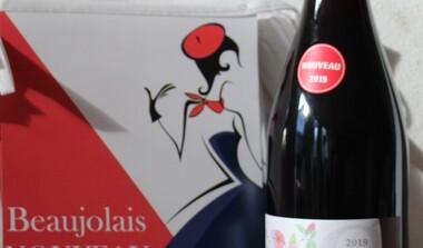 Der Beaujolais Nouveau ist eingetroffen !