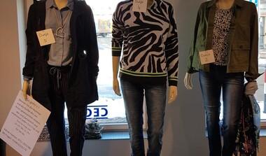Neue Mode von CECIL: Easy-wear-Outfits einfach per Telefon bestellen