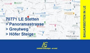 Halteverbote in LE Stetten (27.05.21)
