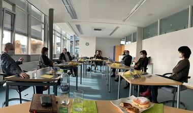 BDS LE meets Bündnis 90/DIE GRÜNEN
