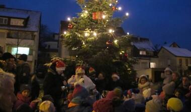 BGO lädt ein: Weihnachtsmarkt am Backhäusle in Oberaichen