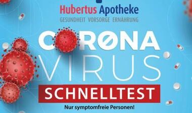 Corona-Teststation Musberg - ab Montag kostenlose Schnelltests