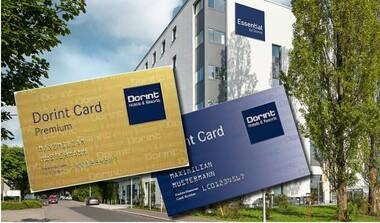 Attraktive Prämien mit Dorint Card