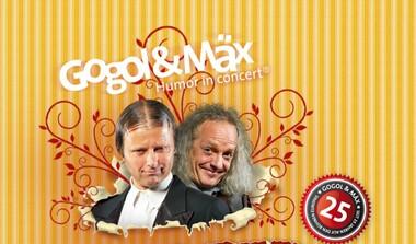 "Instrumentale Komik: Gogol & Mäx ""Concerto Humoroso"""