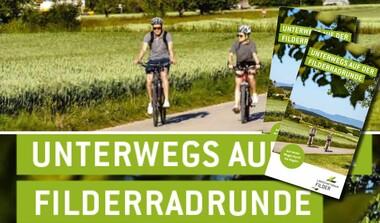 FilderRadRunde um drei weitere Routen erweitert (Flyer zum Download)