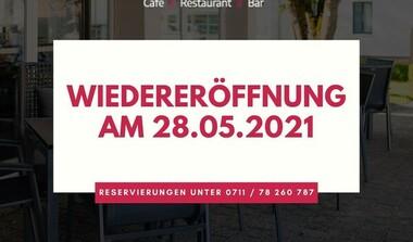 FISCHERS öffnet wieder : herzlich willkommen ab 28.5.