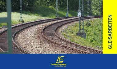 Gleisarbeiten: Fahrplanabweichungen bei S1, S2, S3 (27.7.-5.8.)