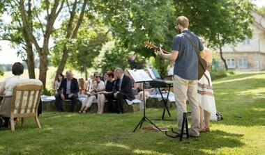 Töne fürs Herz, Texte fürs Ohr  - Handicraft, das Songwriter Duo für Hochzeiten und Feiern