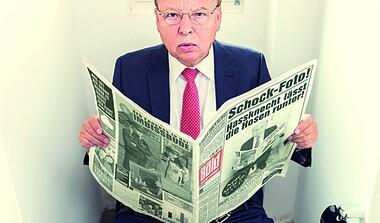 Solo-Programm: Gernot Hassknecht – Jetzt wird's persönlich!