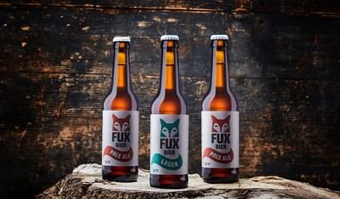 Samstag-Spaziergang mit Ziel: Hausbraurei Fux Bier in Musberg