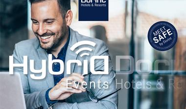 HybriD Events – weltweit, sicher, effektiv. Meetings neu definiert.