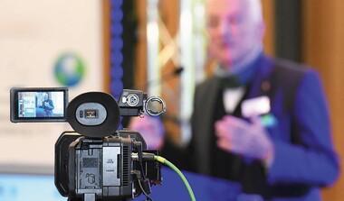 Hybride Veranstaltungen für mehr Sicherheit - Filderhalle, Ihr kompetenter Partner