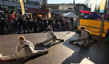 Wahre Sternstunden beim Weihnachtsmarkt in Leinfelden
