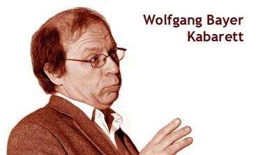 Kabarett: Pfarrer Wolfgang Bayer liest aus der Bibel
