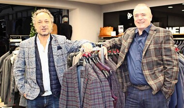 Einzelhandel in der Corona-Krise. Modehaus Kehrer im Gespräch mit Stuttgarter Zeitung