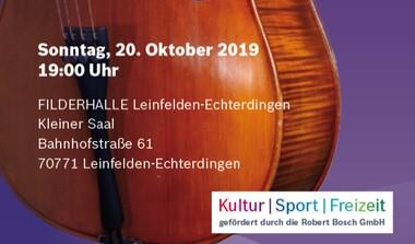Benefiz-Konzert:  Bosch Streichersolisten Benefizkonzert
