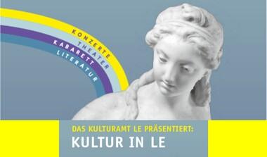 Kultur in LE - Programm 2019/2020