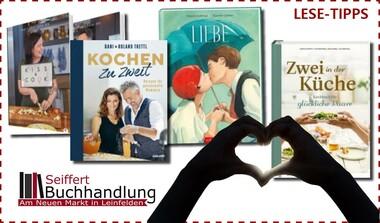 Lesetipps: Geschenkideen zum Valentinstag