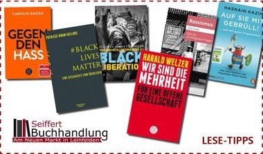BlackLivesMatter –  Literaturempfehlungen zum aktuellen Weltgeschehen