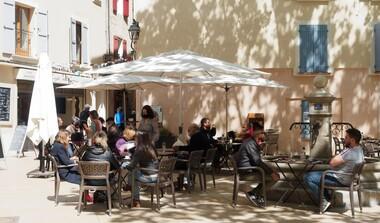 Savoir Vivre: Bars, Cafés, Restaurants in Manosque wieder geöffnet