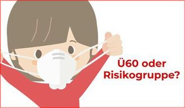 Rats-Apotheke bietet allen Ü60 oder Risikogruppen die Masken-Vorbestellung online