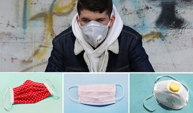 Empfehlung beim Tragen von Mund-Nasen-Bedeckungen - Merkblatt der BZgA