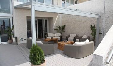 Terrassendächer-Aktion  – 10% auf ausgewählte Terrassendächer