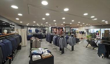 Neueröffnung Modehaus Kehrer - auf 400 qm Verkaufsfläche