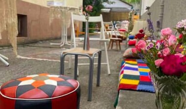Monokel Sommerhof wieder geöffnet - immer samstags (bei trockenem Wetter)