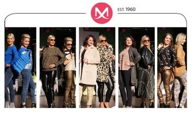 Große Modenschau bei MÜLLER Parfümerie + Mode in Leinfelden
